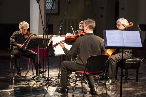 Arditti Quartet © Alex Beldea