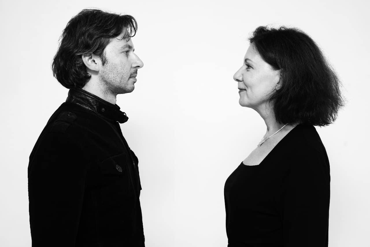 Camilla Hoitenga & Taavi Kerikmäe © Tarvo Varres