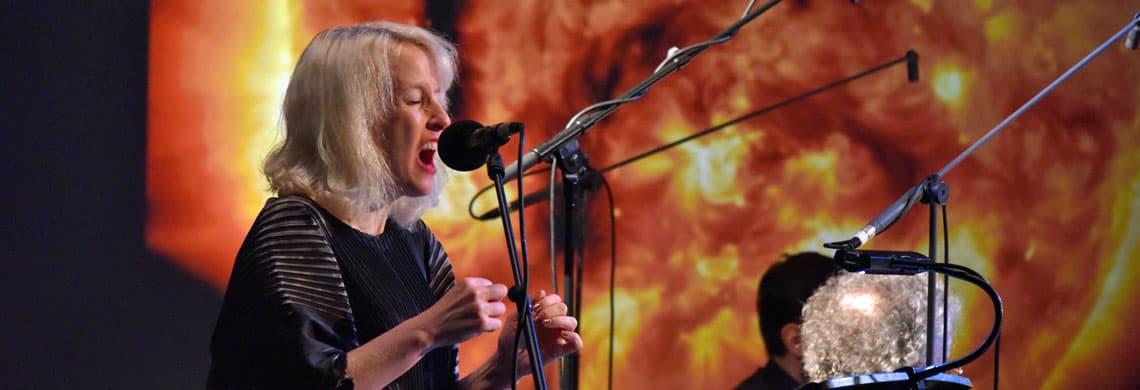 Jennifer Walshe's Everything is Important at hcmf// 2016