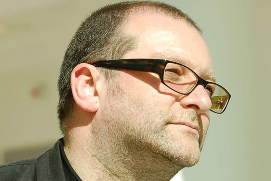 Graham McKenzie, Artistic Director, hcmf//